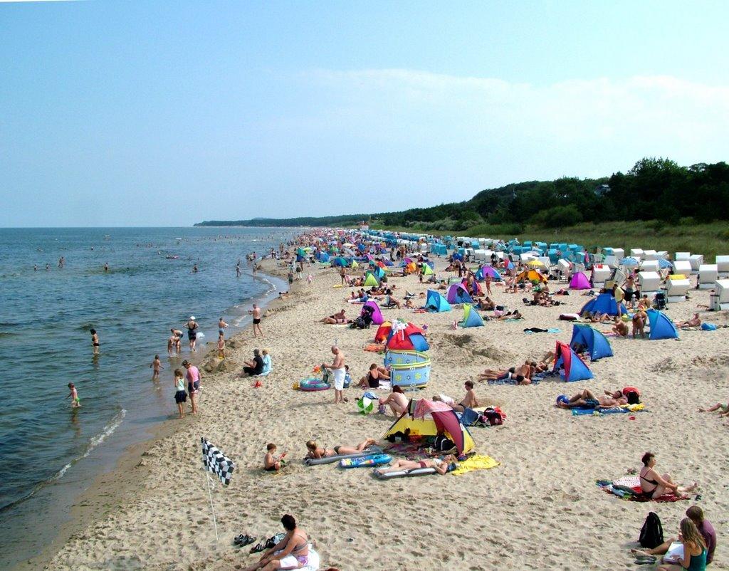 Ahlbeck Beach
