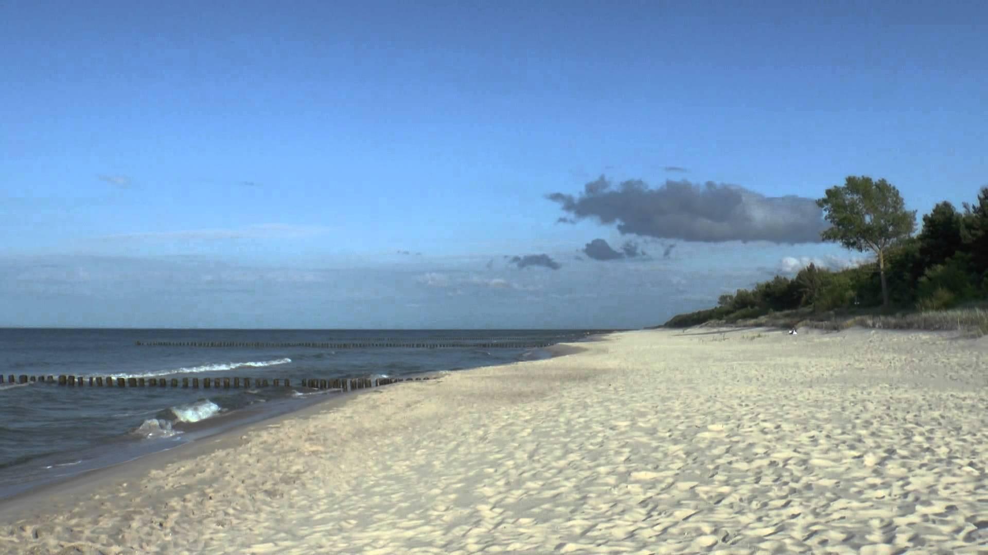 Chalupy beach