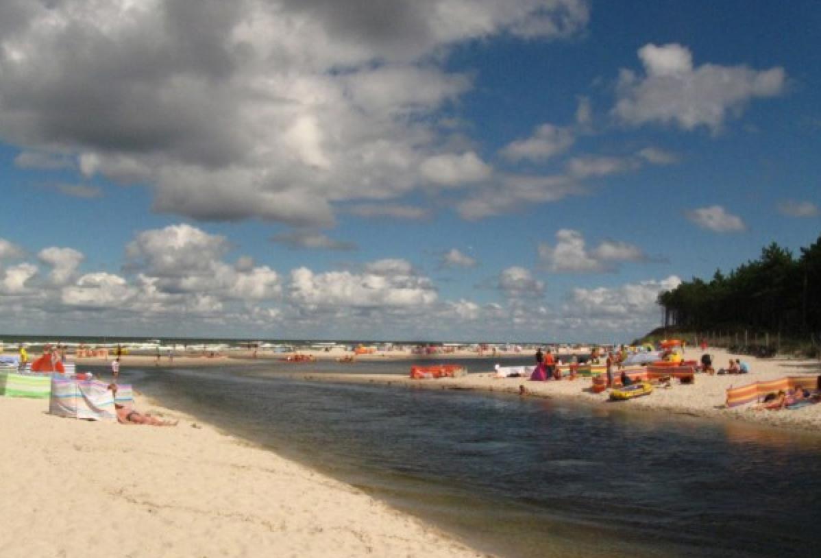 Debki Nude beach