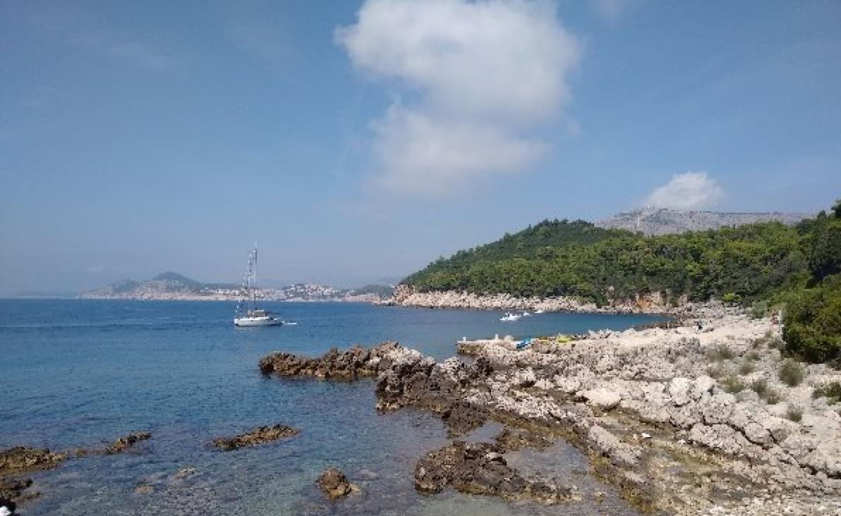 Lokrum naturist beach