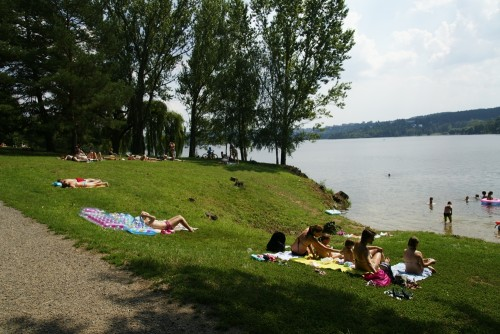 Nudist beach osadad brno