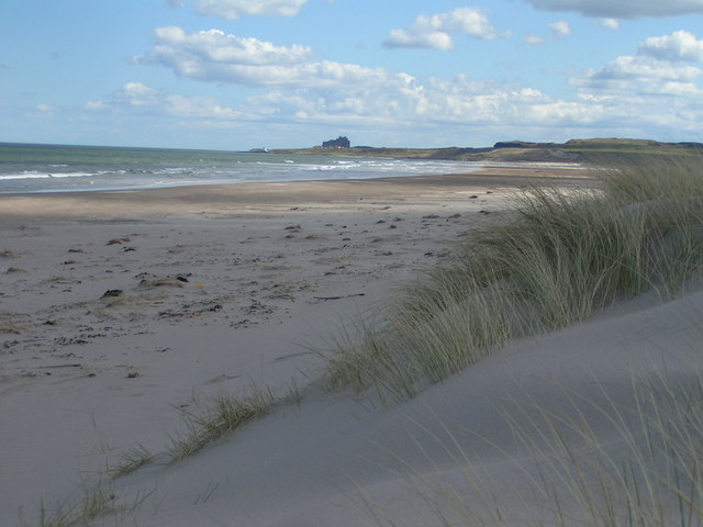 Ross Sands, Northumberland