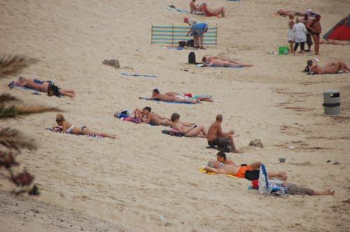 Smitska Udden Nude Beach